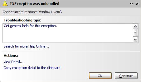 Renaming WPF Windows - Niche Software